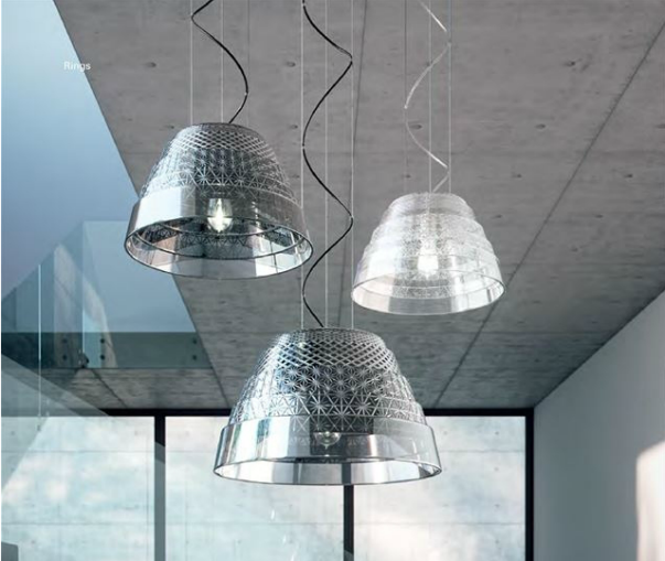Кольца света от Preciosa Lighting