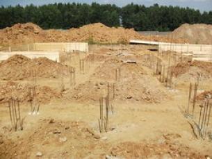 Виды фундаментов для постройки домов