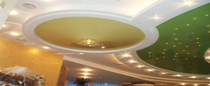 Натяжные потолки в Хабаровске и Нерюнгри