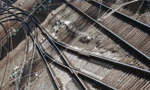 Заложен камень на месте строительства путепровода через железную дорогу в Ступино